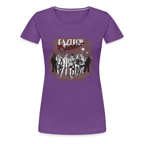 East Row Rabble - Women's Premium T-Shirt
