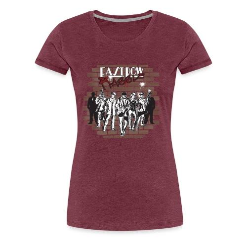East Row Rabble - Women's Premium T-Shirt