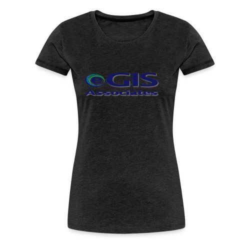 eGIS Associates - Women's Premium T-Shirt