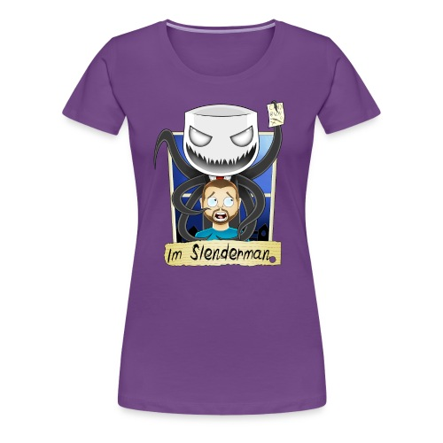 SS1 png - Women's Premium T-Shirt