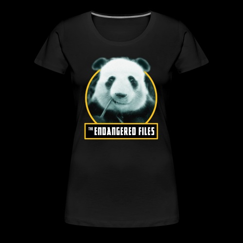 THE ENDANGERED FILES - Women's Premium T-Shirt