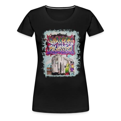 STEM - Design for NYG - Women's Premium T-Shirt