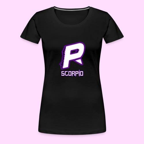 RED Scorpio - Women's Premium T-Shirt