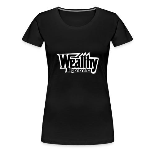 DENALI VANDAL TEE - Women's Premium T-Shirt