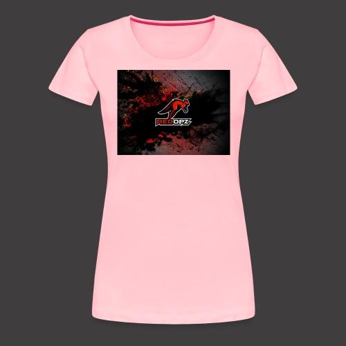 RedOpz Splatter - Women's Premium T-Shirt