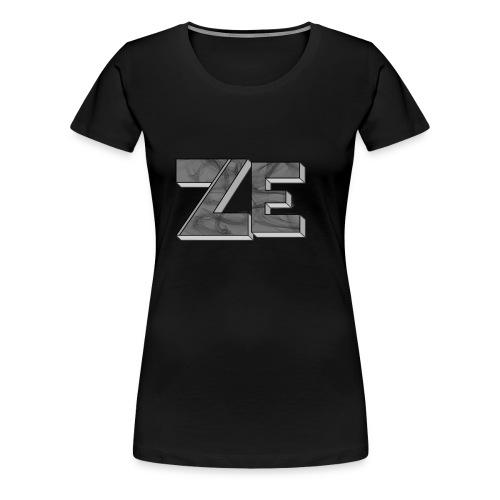 Ze - Women's Premium T-Shirt