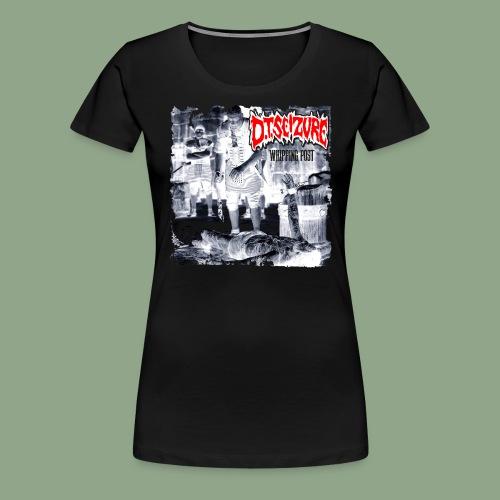 D.T. Seizure - Whipping Post T-Shirt - Women's Premium T-Shirt
