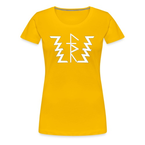 Faith Runnerz Tee Logo - Women's Premium T-Shirt