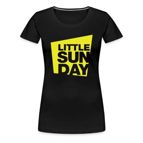 littleSUNDAY Official Logo - Women's Premium T-Shirt