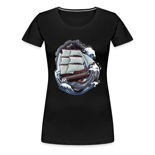 Le Noble Coursier - T-shirt premium pour femmes