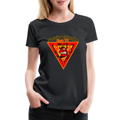 Devils Triangle Tennessee - Women's Premium T-Shirt