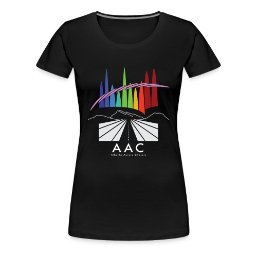 Alberta Aurora Chasers - Women's Premium T-Shirt