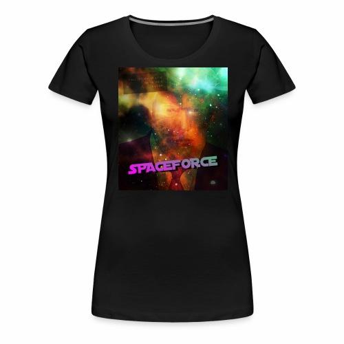 Donald Trump SpaceForce - Women's Premium T-Shirt
