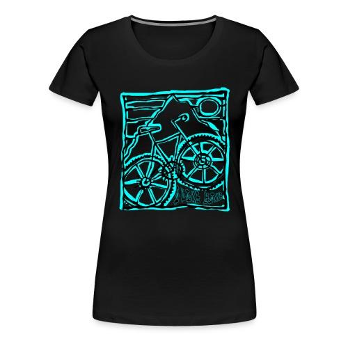 I Like Bike - Women's Premium T-Shirt