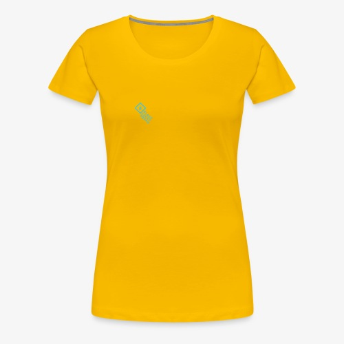 Black Luckycharms offical shop - Women's Premium T-Shirt