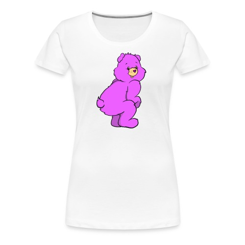 purple twerk - Women's Premium T-Shirt