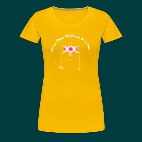 Hush Now, Child - Women's Premium T-Shirt