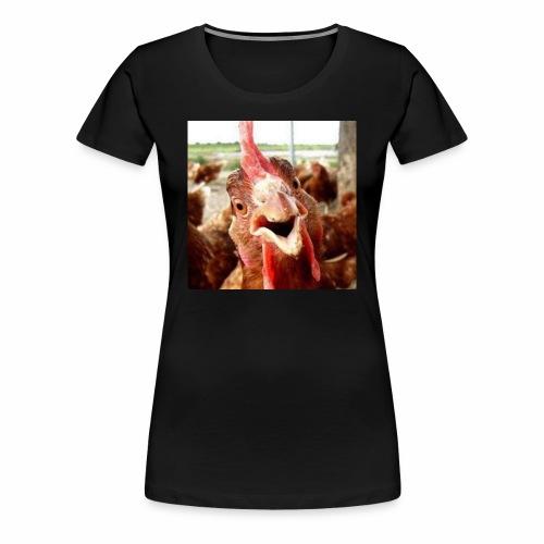 chicken savers - Women's Premium T-Shirt