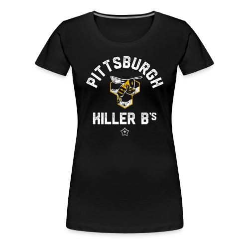 b s png - Women's Premium T-Shirt