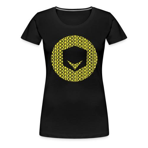 FUCK Shirt png - Women's Premium T-Shirt