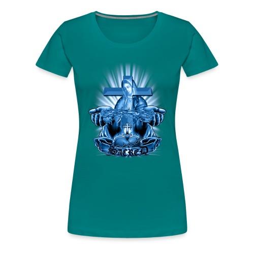 Sacred by RollinLow - Women's Premium T-Shirt