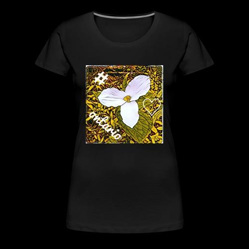 Trillium Ontario - Women's Premium T-Shirt