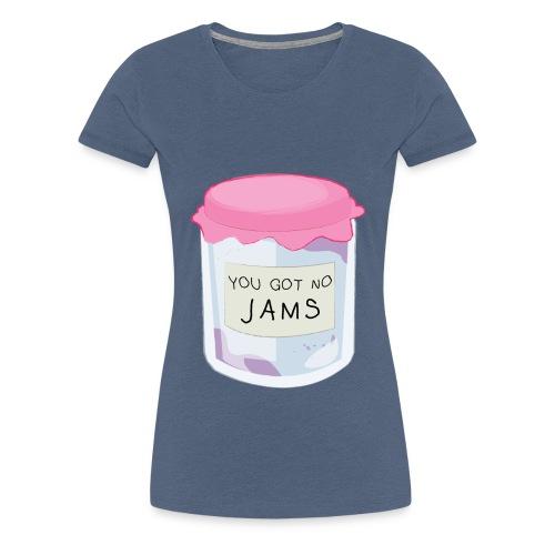 BTS YOU GOT NO JAMS - Women's Premium T-Shirt