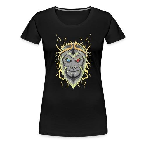 d21 - Women's Premium T-Shirt