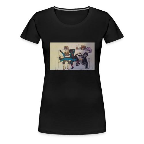 Nep and Friends - Women's Premium T-Shirt