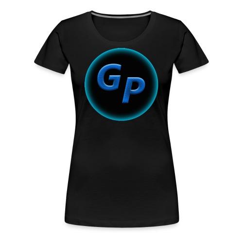 Large Logo Without Panther - Women's Premium T-Shirt