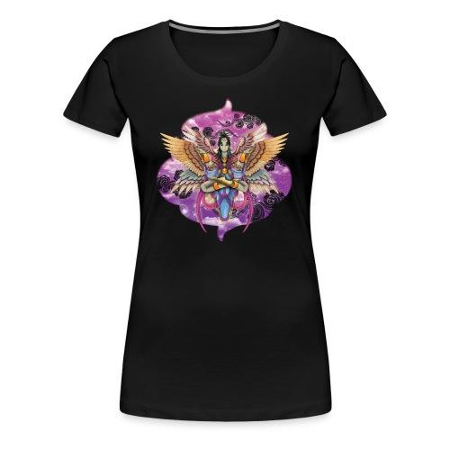Harpy goddess - Women's Premium T-Shirt