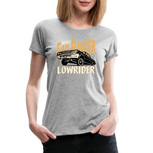 Chevy Impala - Fat Dancer - Women's Premium T-Shirt
