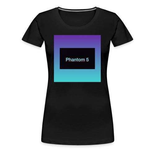 Phantom 5 - Women's Premium T-Shirt