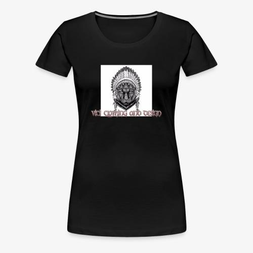 Vici iPhone case - Women's Premium T-Shirt