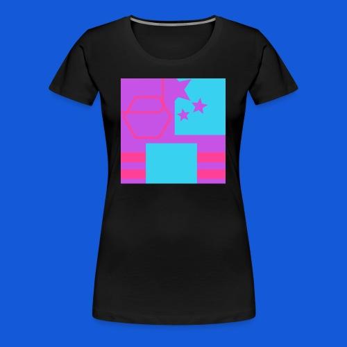 Starry Vision - Women's Premium T-Shirt
