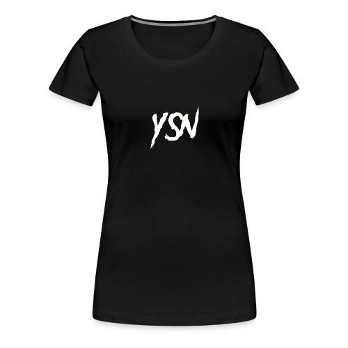 YSN - Women's Premium T-Shirt
