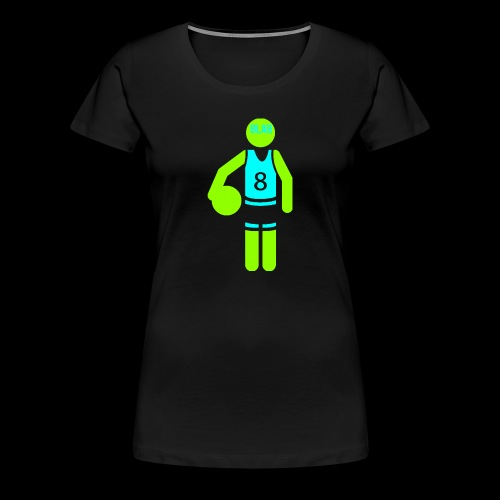 my amazing blab clothing logo - Women's Premium T-Shirt