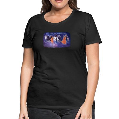 BFM/Cosmic voices - Women's Premium T-Shirt