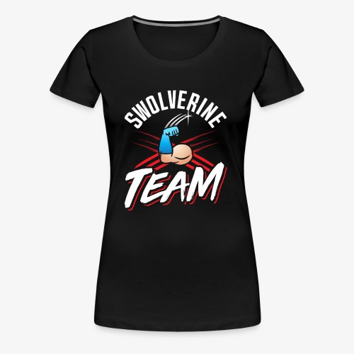 Swolverine Team - Women's Premium T-Shirt