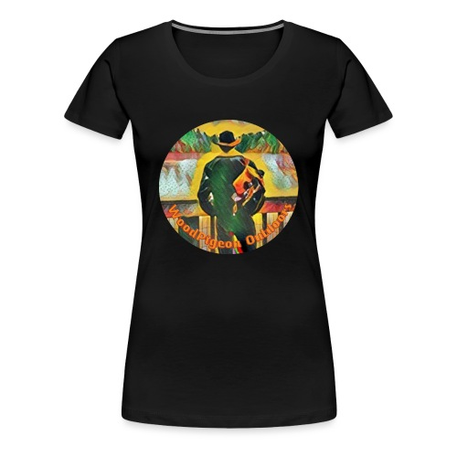 WoodPigeon Outdoors - Women's Premium T-Shirt