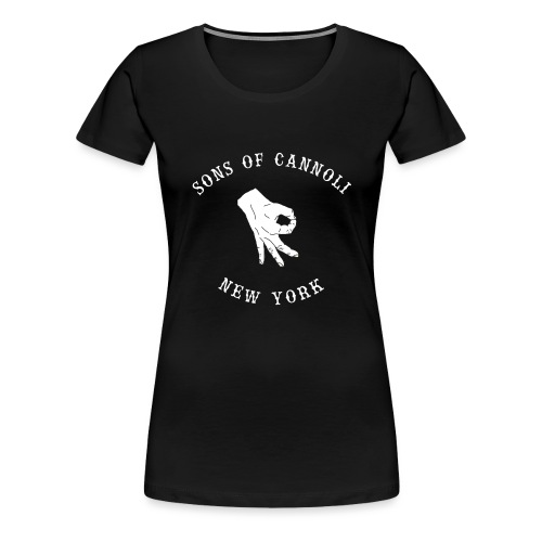Sons of Cannoli - Women's Premium T-Shirt