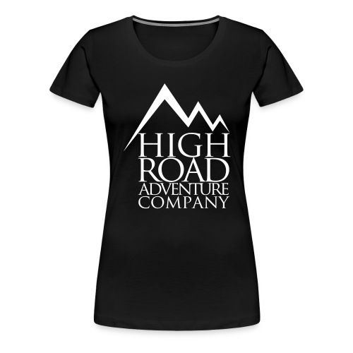 High Road Adventure Company Logo - Women's Premium T-Shirt