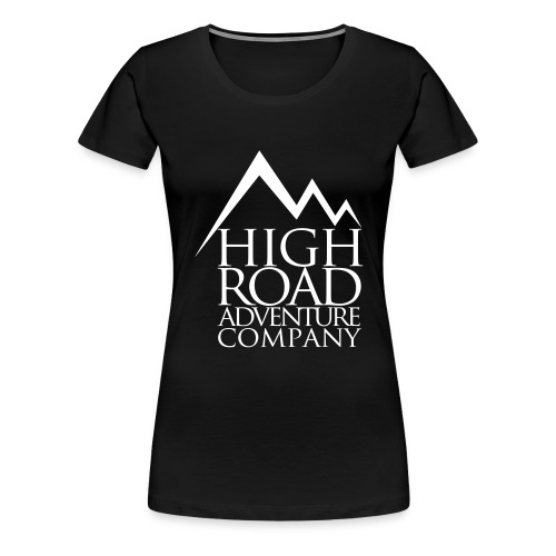 High Road Adventure Company Logo - Women's Premium T-Shirt