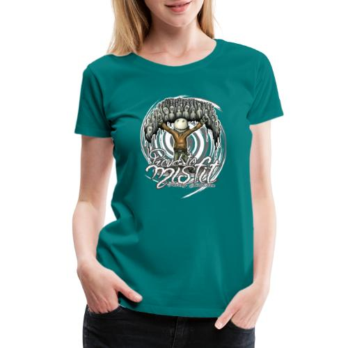 proud to misfit - Women's Premium T-Shirt