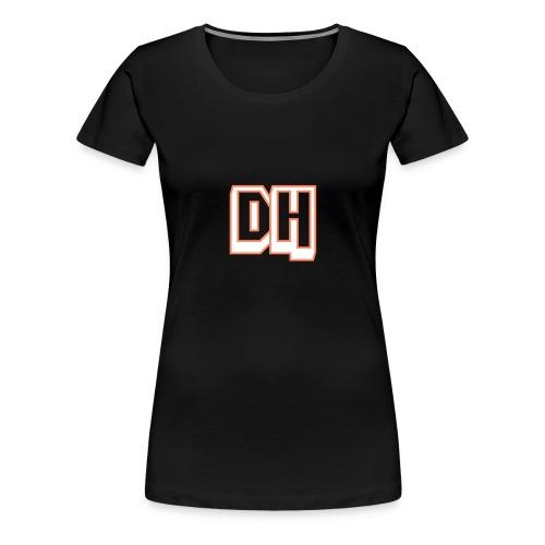 Capa para Smartphones DatHell - Women's Premium T-Shirt
