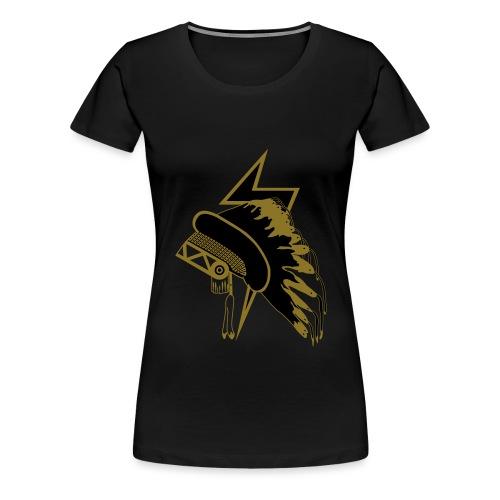 Thunder Chief - Women's Premium T-Shirt