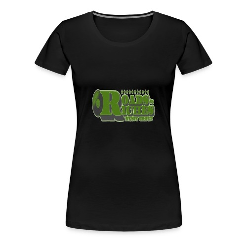 Roads to riches music group inc - Women's Premium T-Shirt