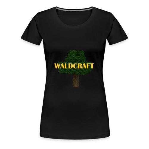 WALDCRAFT LOGO - Women's Premium T-Shirt