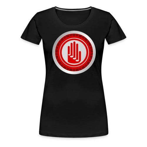 Costas Kletsidis YouTube Channel Logo - Women's Premium T-Shirt