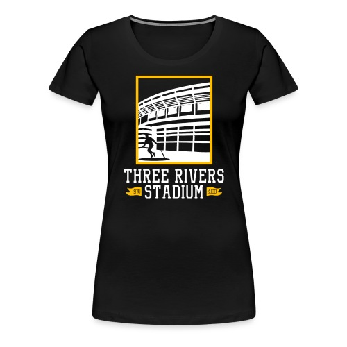 Three Rivers - Women's Premium T-Shirt